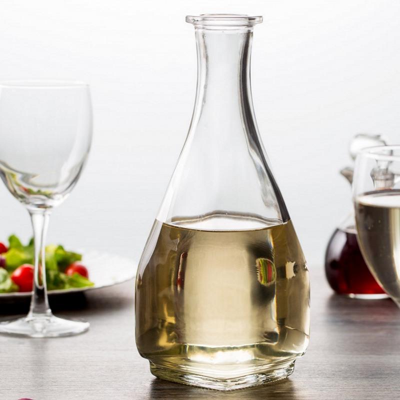 Carafa sticla Arcoroc Carre 0.5 L