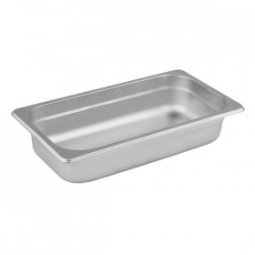 Container inox GN 1/3 Yalco 10 cm