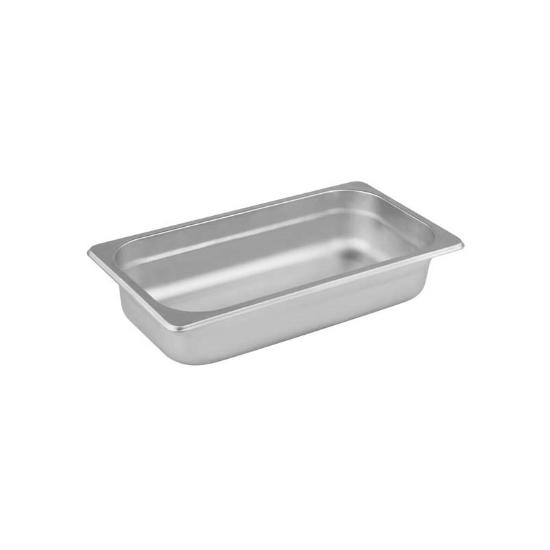 Container inox GN 1/3 Yalco 6.5 cm