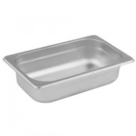 Container inox GN 1/4 Yalco 15 cm