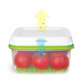 Cutie depozitare alimente Sistema FreshWorks 2.6 L