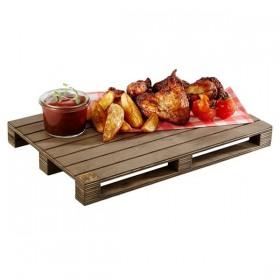 Platou servire lemn APS 30 x 20 x 3 cm
