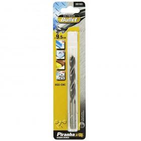 """Burghiu """"Glont"""" pentru metal Black+Decker 9.5x125mm - X51103"""