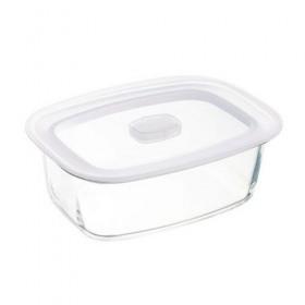 Cutie alimente dreptunghiulara din sticla Bormioli Frigoverre Microwave 1.4 L