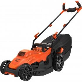 Masina electrica de tuns iarba Black+Decker 1400W 34cm - BEMW461BH