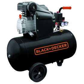 Compresor Black+Decker 50L - BD 205/50