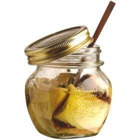 Borcan sticla capac Bormioli Quatro Stagioni Anfora 500 ml