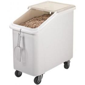 Container depozitare alb cu roti Cambro 102 L IBS27