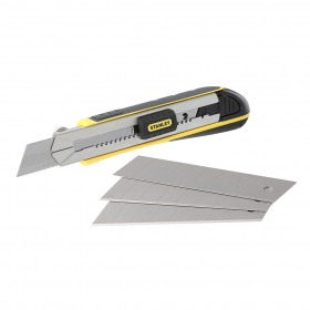 Cutter 4 lame Stanley Fatmax 25 mm - 0-10-486