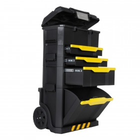 Atelier mobil Stanley cu cutie si dispozitiv de inchidere prin atingere+sertar - 1-79-206