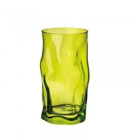 Pahar Cooler Bormioli Sorgente Verde 460 ml