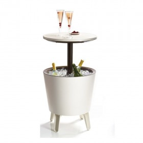 Mini bar gradina crem Keter Cool Bar