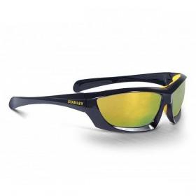 Ochelari de protectie cu lentile galben oglinda Stanley - SY180-YD