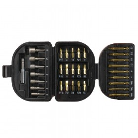 Set insurubare 32 accesorii Black+Decker - A7094