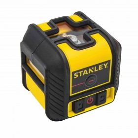 Nivela laser dioda rosie Stanley Cross90 + brat si sistem de prindere - STHT77502-1