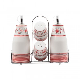 Oliviera set 4 piese ceramica Trimar