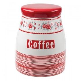 Borcan cafea ceramica Trimar