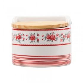 Borcan pentru sare ceramic Trimar