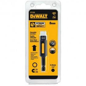 Cheie DeWALT DT7430 cu magnet permanent /Easy Clean EXTREME IMPACT® 8x75mm