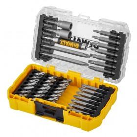 Set insurubare 40 accesorii DeWALT  DT70702