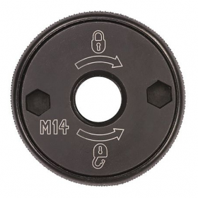 Piulita cu fixare rapida M14 pentru polizor unghiular DeWalt - DT3559