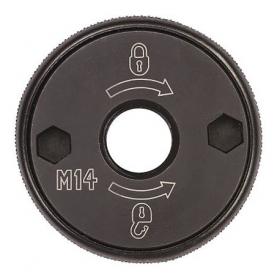 Flansa cu prindere rapida M14 pentru polizoare unghiulare DeWalt - DT3559