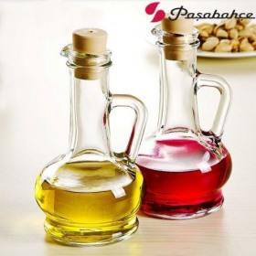 Set 2 oliviere Pasabahce Olivia ulei / otet 260 ml