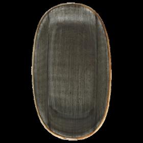 Platou oval portelan Bonna Space Gourmet 24 cm