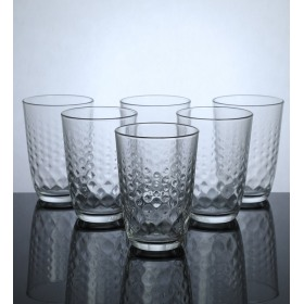 Set 6 pahare Long Drink Bormioli Glit 295 ml