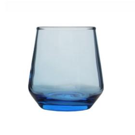 Set 6 pahare albastru Pasabahce Allegra 120 ml