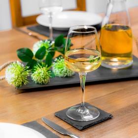 Set 6 pahare vin alb Bormioli Aurum 350 ml