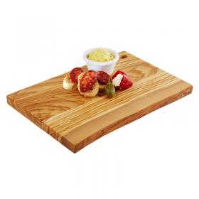 Platou servire lemn APS 30x20.5 cm