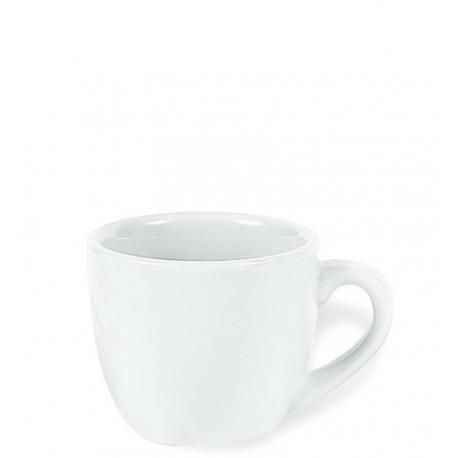 Ceasca cafea portelan Yalco Blanco Hilton 90ml