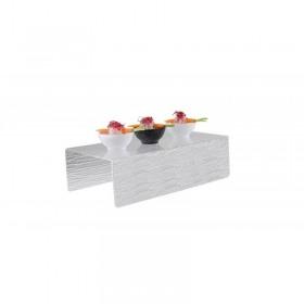 Suport bufet acril APS 40x22x12 cm