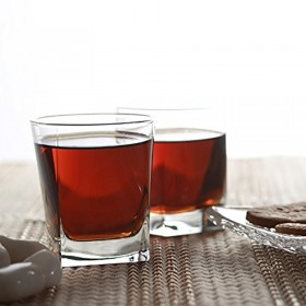 Set 6 pahare Pasabahce Carre 205 ml