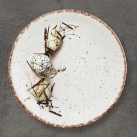 Farfurie intinsa portelan Ionia Euphoria 17 cm