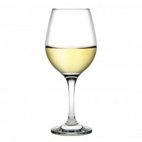 Set 6 pahare vin alb Pasabahce Amber 290 ml