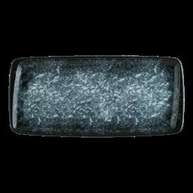 Platou rectangular portelan Bonna Sepia 34 x 16 cm
