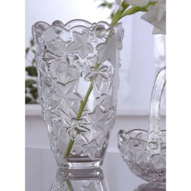 Vaza din sticla Walther Glass Wellington 20 cm