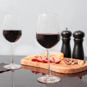 Set 6 pahare vin rosu Pasabahce Allegra 350 ml