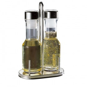 Set oliviera 2 piese cu suport inox APS