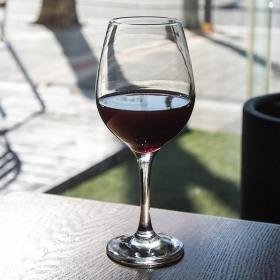 Set 6 pahare vin rosu Pasabahce Amber 365 ml