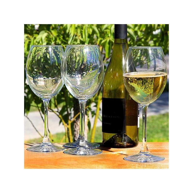Set 2 pahare vin alb Pasabahce Enoteca 440 ml