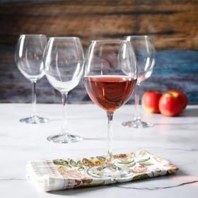 Set 2 pahare vin rosu Pasabahce Enoteca 550 ml