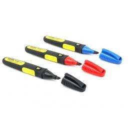 Marker pemanent - set 3 bucati Stanley Fatmax - 0-47-315