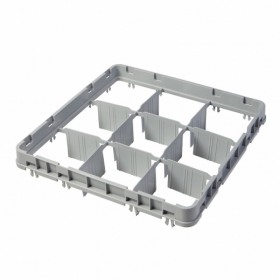 Rack extender full drop 9 compartimente Cambro 9E1