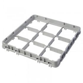 Rack extender half drop 9 compartimente Cambro 9E2