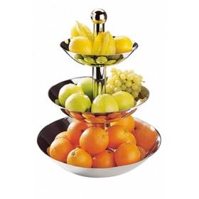 Stand fructe cu 3 etaje APS