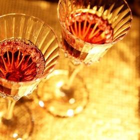 Set 6 pahare vin rosu RCR Adagio 280 ml