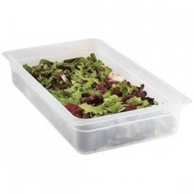 Container alimente polipropilena Cambro Camwear GN 1 1 H 10 cm 13 L